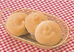 埼玉県産小麦100%のロールパン