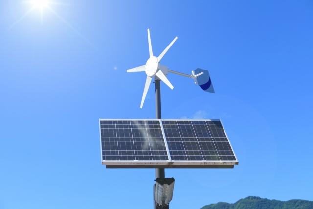 再生可能エネルギーとは