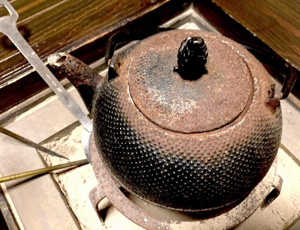 南部鉄器の使い方とお手入れ方法