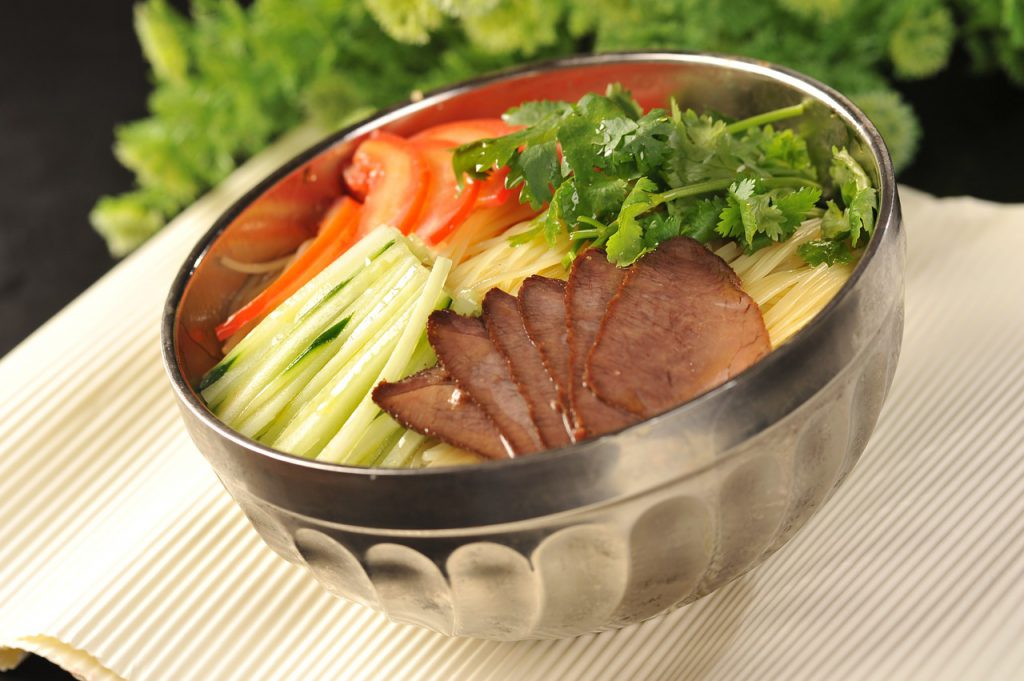 盛岡三大麺について