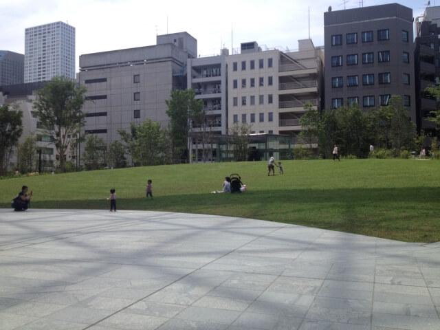 都市緑化がヒートアイランド現象の緩和につながる?