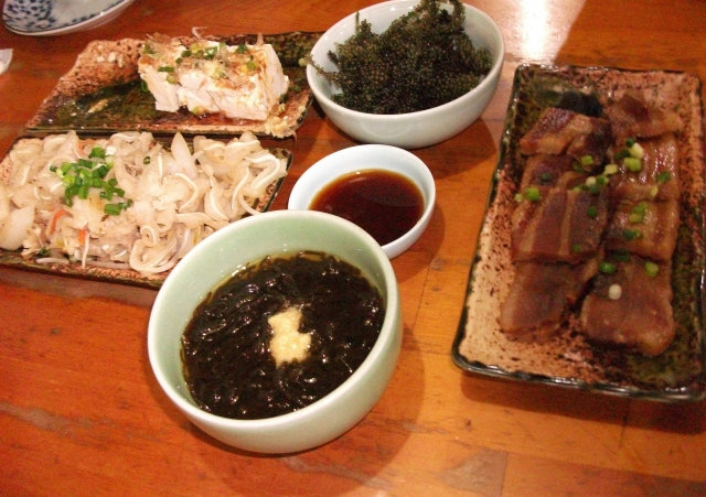 初めての人におすすめ!沖縄の珍味