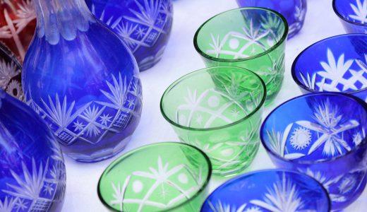 変化を続ける江戸切子のグラスの変わらない魅力