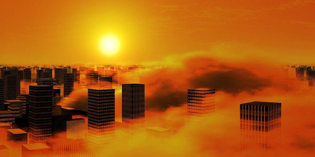多くの問題を引き起こす大気汚染問題 ー私たちにできることを考えるー