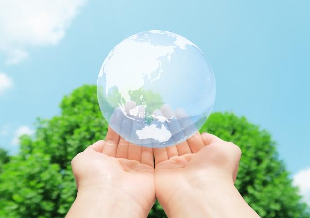 省エネで地球を大切に 身近なことから始めよう