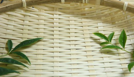 大分県で作られる伝統工芸品「別府竹細工」とは