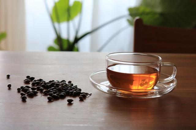 健康飲料「ハトムギ茶」