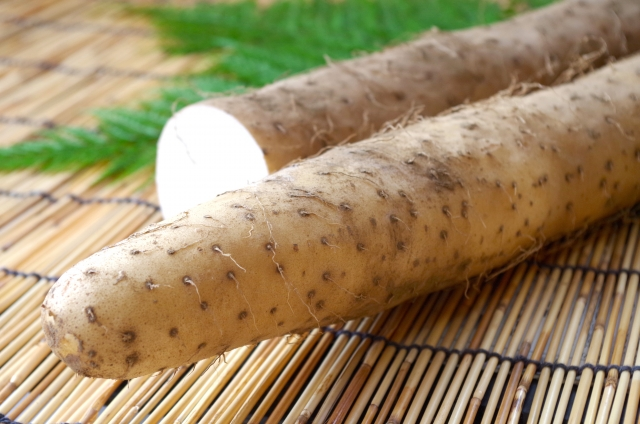 山芋・自然薯の違い