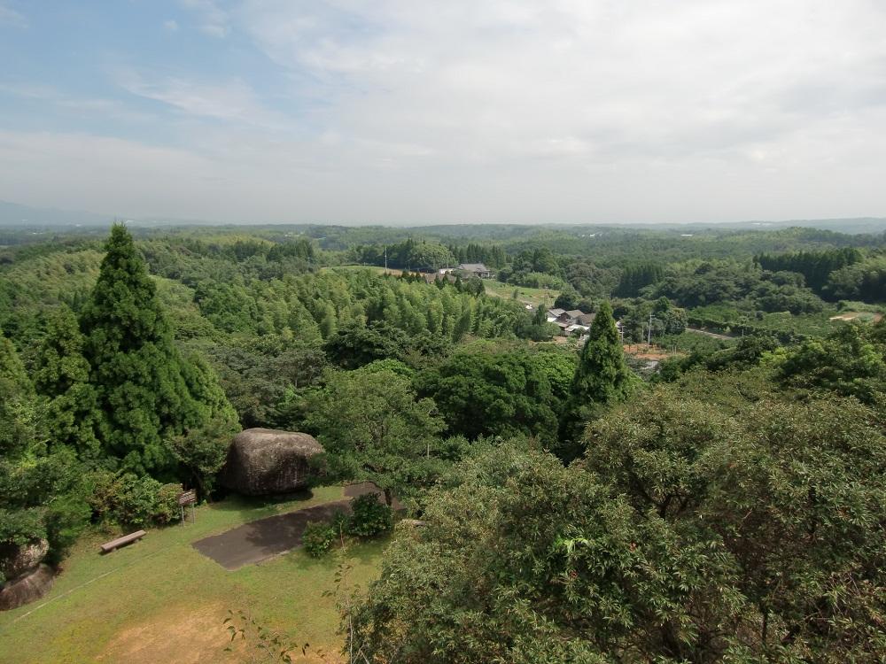 松尾さんオススメ 川平観音公園の巨石群