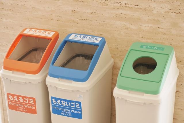 ゴミはどのように処分されているのか