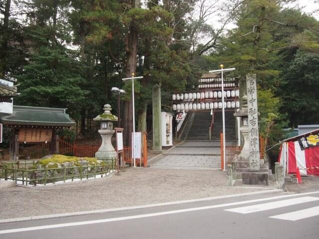 桃太郎が祀られている「吉備津神社」