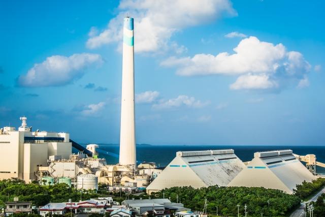 日本を支える火力発電