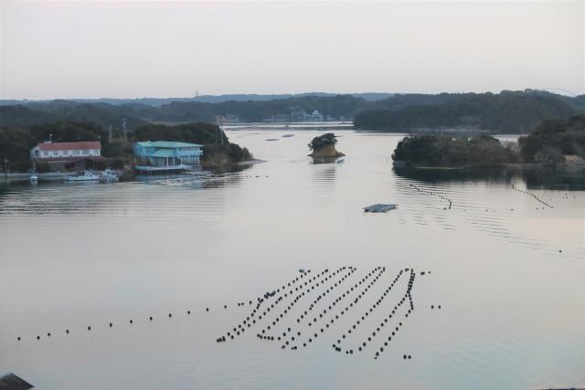 リアス式海岸が漁港や養殖に適している理由