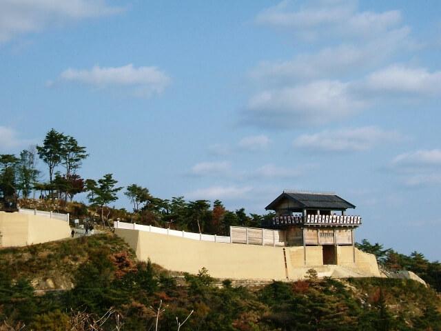 絶景の鬼ヶ島「鬼ノ城」