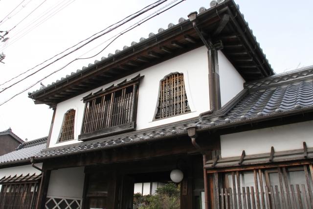 萩焼の高台