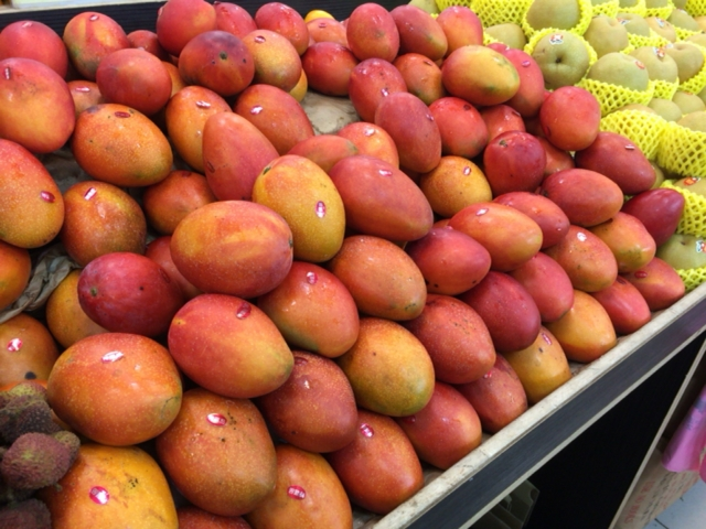 マンゴーに含まれる栄養素と効能