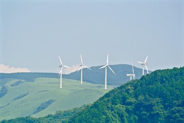 日本の風力発電への取り組み