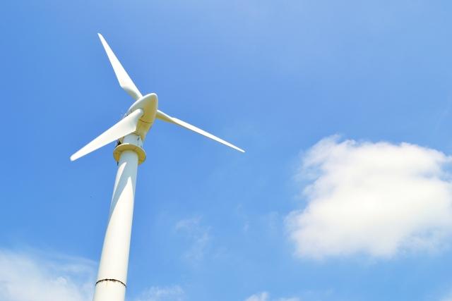 風力発電の仕組みとエネルギー化の取り組み