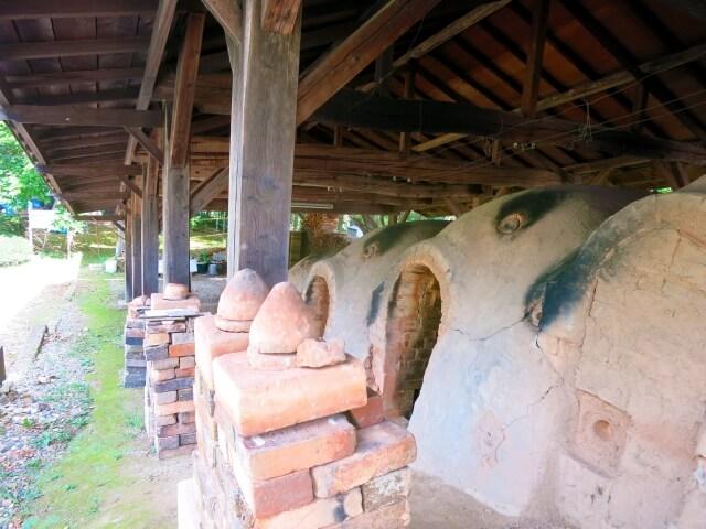 栃木名産の陶器「益子焼」