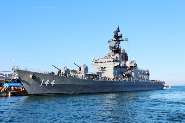 海上自衛隊が食べるカレー「海自カレー」