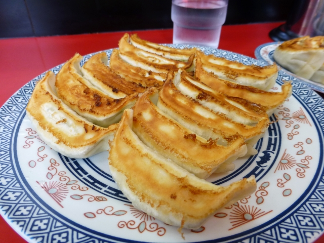 餃子といえば「宇都宮餃子」