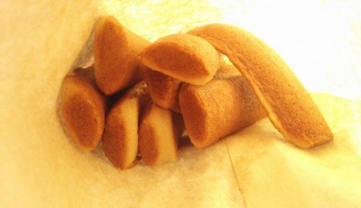 新潟のお祭りでは欠かせない名物お菓子「ぽっぽ焼き」