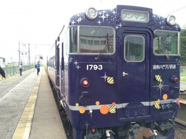 道南いさりび鉄道「ながまれ海峡号」
