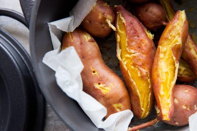 安納芋のおいしい食べ方