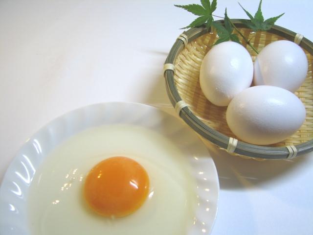 卵かけごはんがよりおいしくなる「たまご」