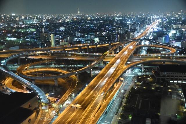 拡散型都市構造化する日本の現状