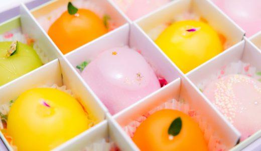 日本の伝統「和菓子」の種類とおすすめ紹介