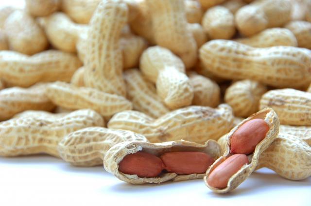 ピーナッツに含まれる栄養素