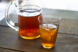 ちょっと変わった飲み方「砂糖入り麦茶」