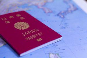 日本人のパスポート保有率