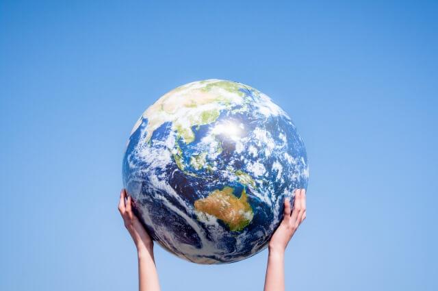 地球温暖化はなぜ起きるのか原因を考える